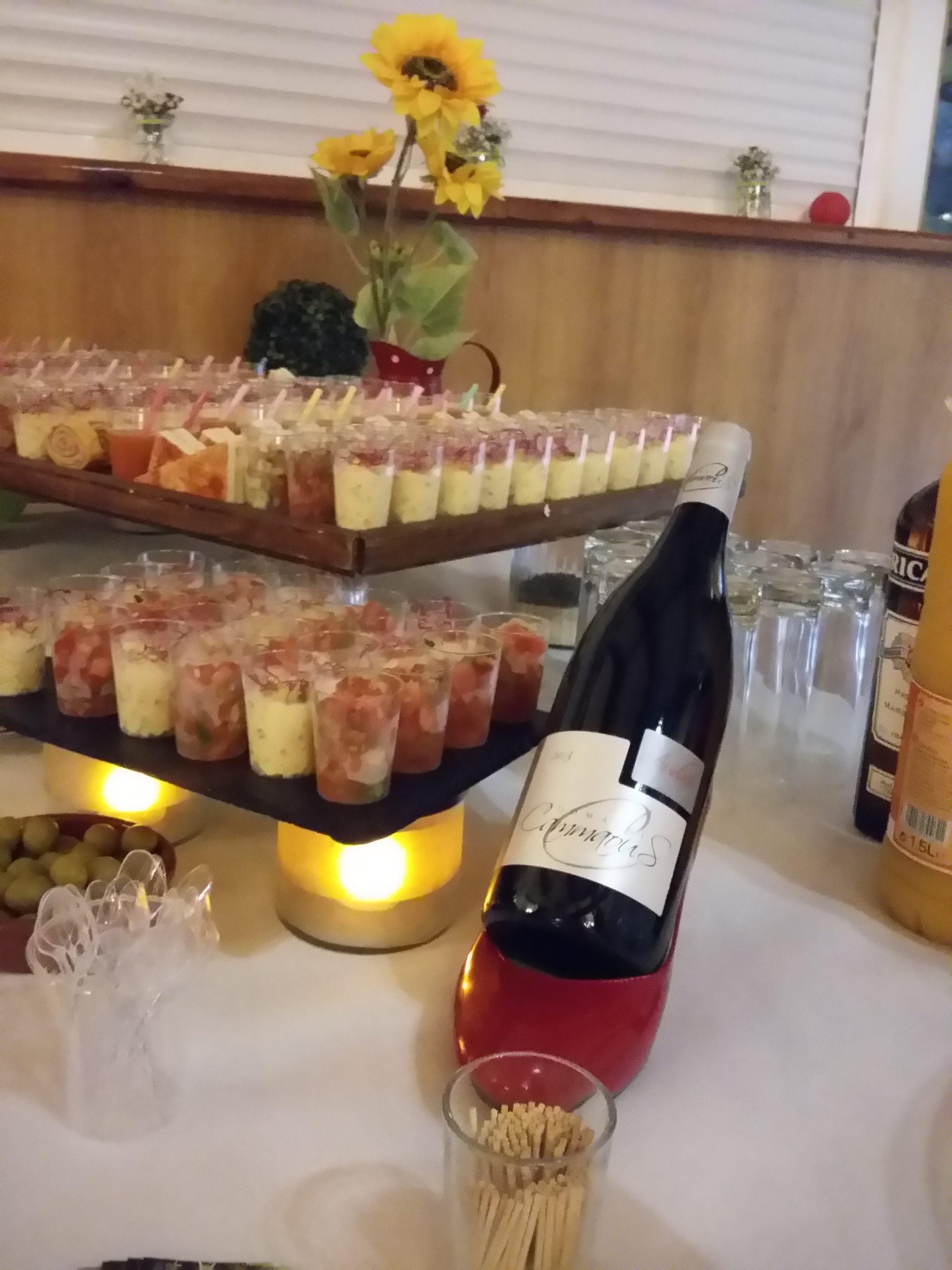traiteur tremeau montpellier mariage cocktail cabiron gambetta